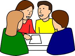 Bavardage linguistique @ salle de réunion